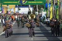 Desfile de 7 de Setembro leva milhares de pessoas às ruas de Osasco
