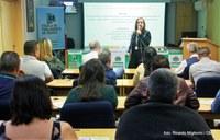 """""""Educação Fiscal é instrumento de cidadania"""", diz agente da Fazenda Estadual em palestra na Câmara"""