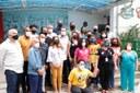 Ativista Guilherme Boulos visita Câmara de Osasco