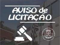 AVISO DE PRORROGAÇÃO DE LICITAÇÃO – PREGÃO PRESENCIAL PARA REGISTRO DE PREÇOS