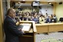 Câmara homenageia empresário Roberto Nerguesian com Cartão de Prata