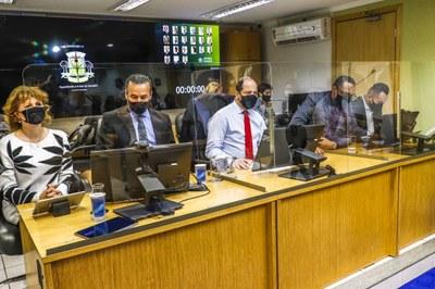Câmara Municipal autoriza Executivo a contratar operação de crédito para reurbanização do Morro do Sabão