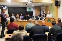 Câmara realiza Audiência Pública sobre Prestação de Contas da Secretaria de Saúde