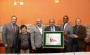 Casa do Norte Du Guedes é agraciada com Placa Comemorativa