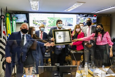 Cidade cearense de Cedro e seus migrantes em Osasco recebem homenagens