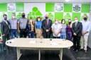 Comissão do Idoso da Câmara e direção do IPMO debatem demandas dos servidores