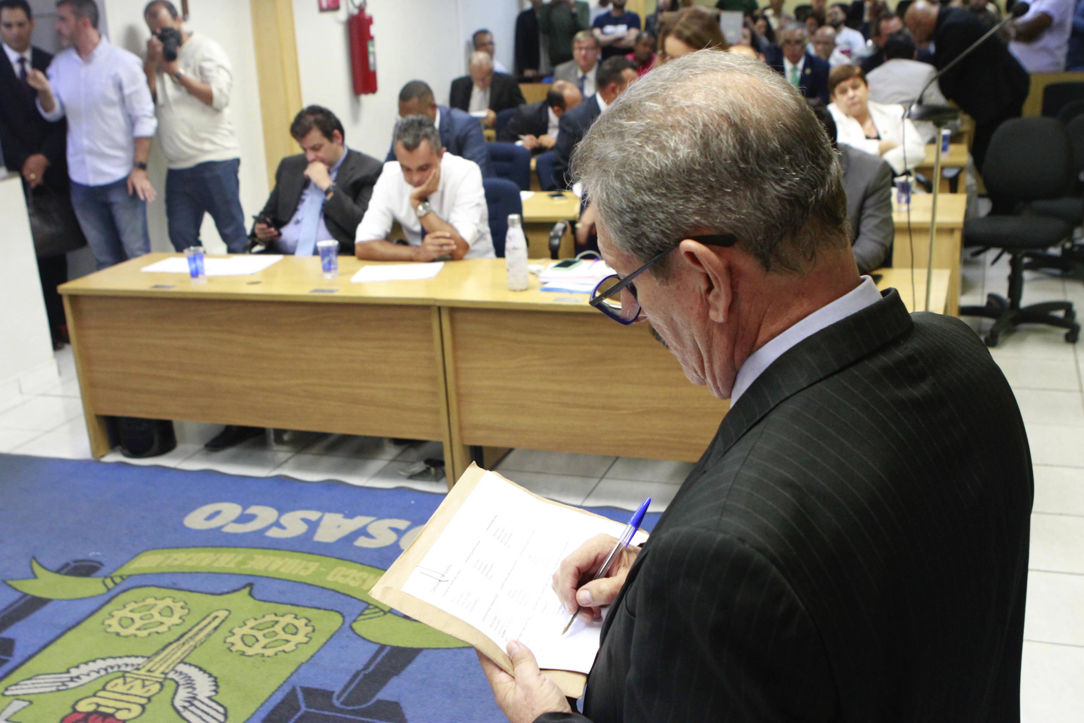 Confira a nova composição das comissões