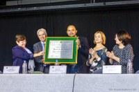 José Toste Borges é homenageado pela Câmara de Osasco