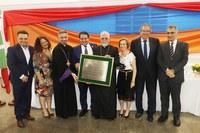 Líder religioso da comunidade armênia recebe título de Cidadão osasquense
