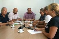 Nova Mesa Diretora discute trabalho em prol do Município