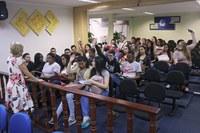 Palestras apresentam a Câmara a 500 jovens do ensino profissionalizante