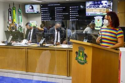 Para evitar agravamento da Pandemia, vereadores reforçam a importância das máscaras