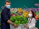 Parlamentares cumprimentam Banco de Alimentos pelo trabalho em Osasco