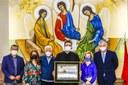 Paróquia Espírito Santo recebe Placa Comemorativa pelos 50 anos de evangelização