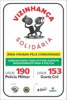 """Prefeito autoriza parceria entre GCM e PM no programa """"Vizinhança Solidária"""""""