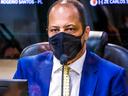 Ribamar Silva retoma presidência da Câmara de Osasco após 35 dias de licença médica