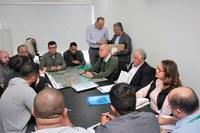 Vereadores apresentam demandas da população à Sabesp
