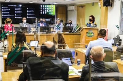 Vereadores aprovam reestruturação no Conselho e Fundo Municipal do Idoso